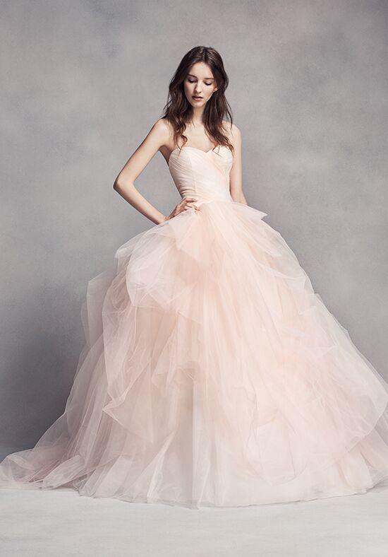 White by Vera Wang White by Vera Wang Style VW351322 Wedding Dress ...