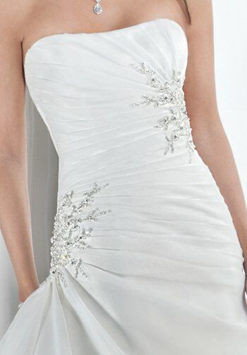 Demetrios 3187 A-Line Wedding Dress