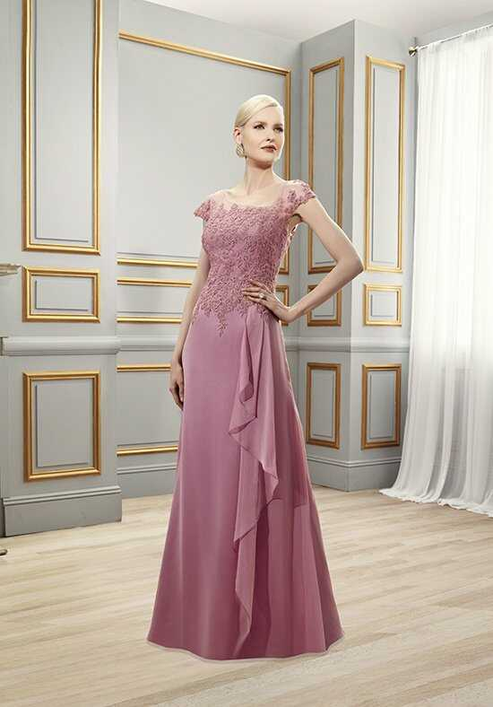 Val Stefani Celebrations MB7521 Pink Mother Of The Bride Dress