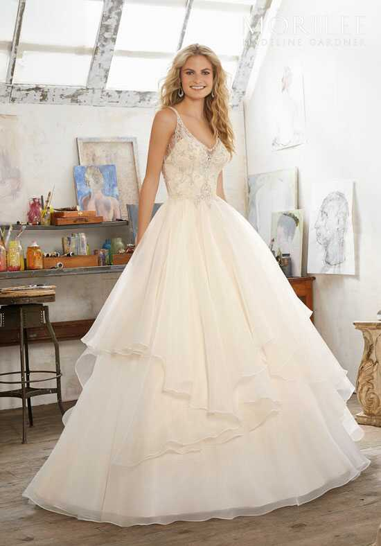 Morilee by Madeline Gardner Madison/8105 Ball Gown Wedding Dress