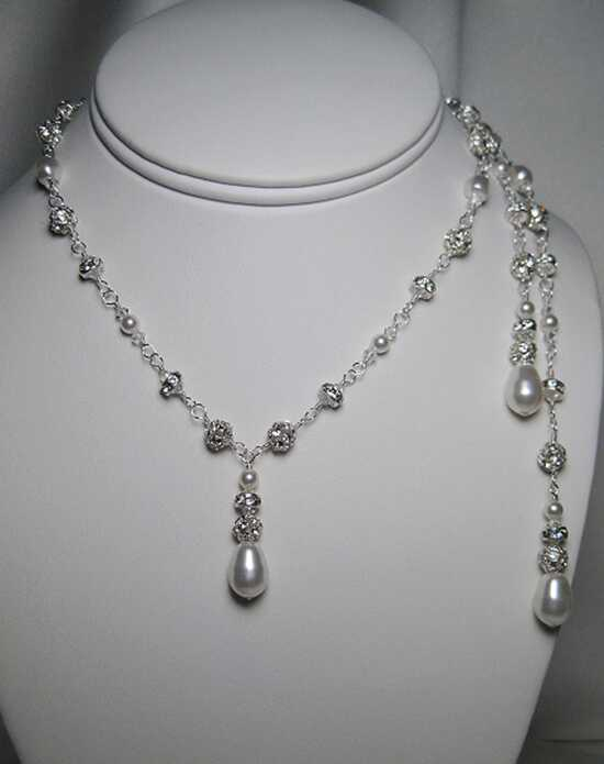 Everything Angelic Grace Lariat Necklace - L30 Wedding Necklaces photo