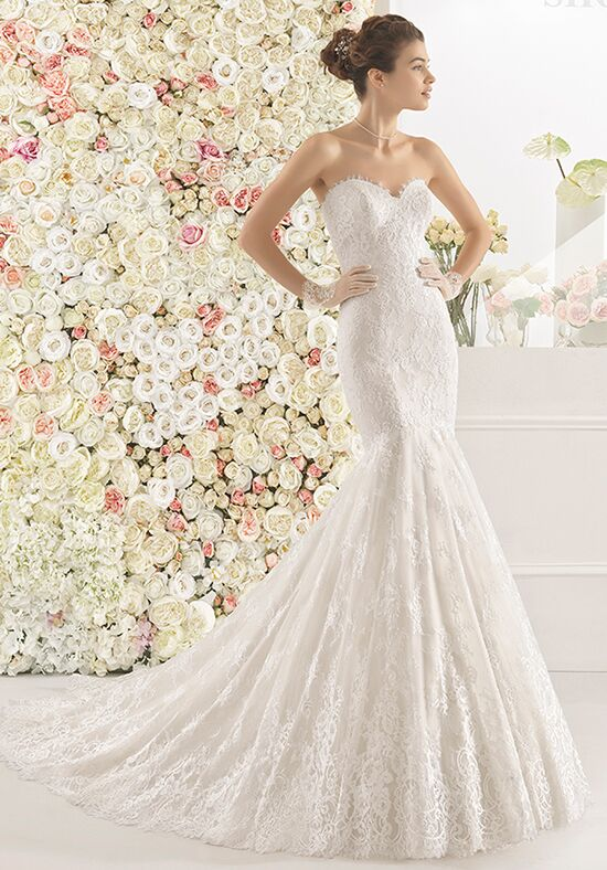 Aire Barcelona Calem Mermaid Wedding Dress