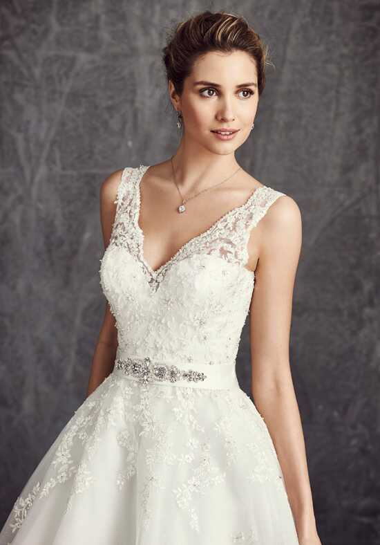 Kenneth Winston: Ella Rosa Collection BE279 A-Line Wedding Dress