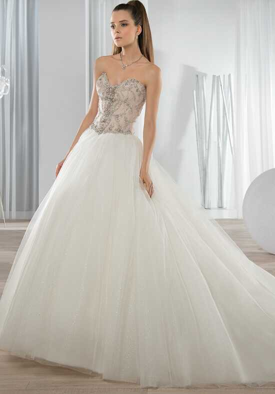 Demetrios 653 Ball Gown Wedding Dress