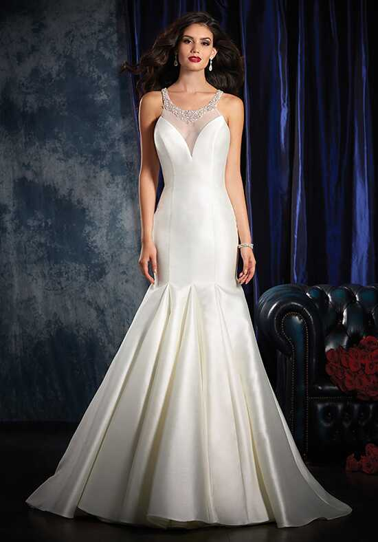 Alfred Angelo Sapphire Bridal Collection 992 Mermaid Wedding Dress
