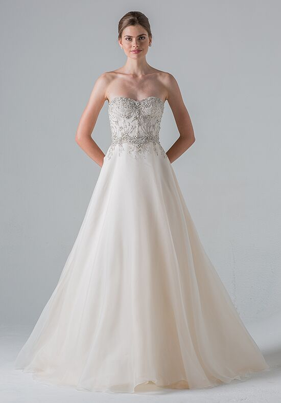 Anne Barge Reverie A-Line Wedding Dress