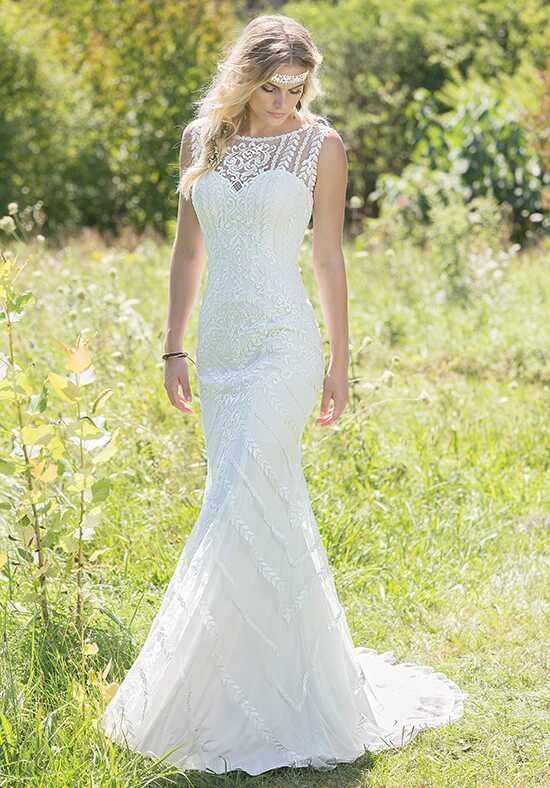 Lillian West 6478 Mermaid Wedding Dress