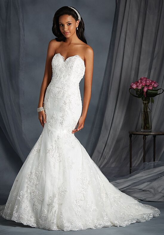 Alfred Angelo Signature Bridal Collection 2550 Wedding Dress