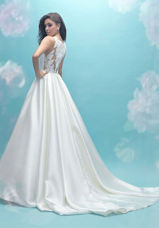 Allure Bridals 9473 Ball Gown Wedding Dress