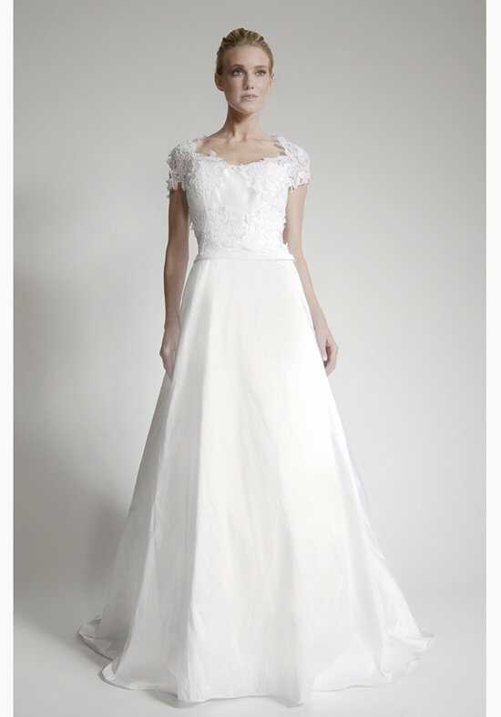 Elizabeth St. John Lulu A-Line Wedding Dress