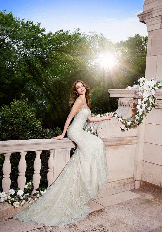 Moonlight Collection J6401 Mermaid Wedding Dress