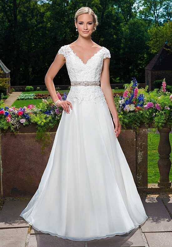 Sincerity Bridal 3860 A-Line Wedding Dress
