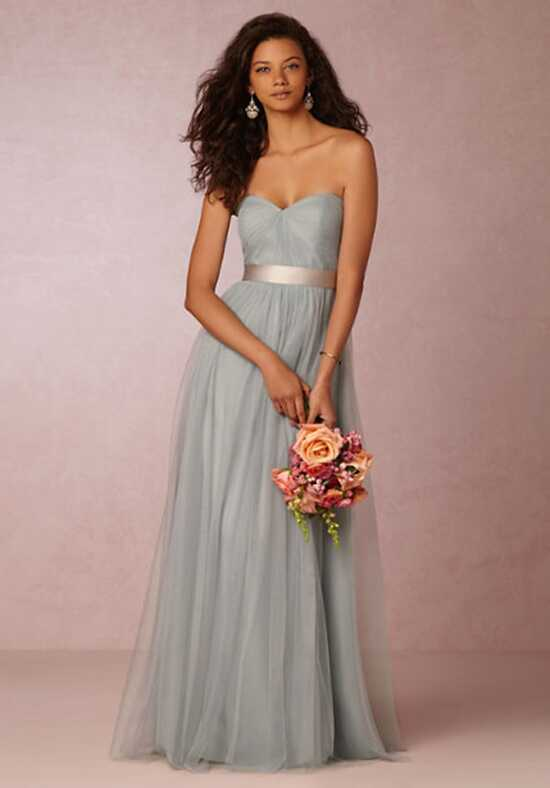BHLDN (Bridesmaids) Annabelle_Light Blue Bridesmaid Dress