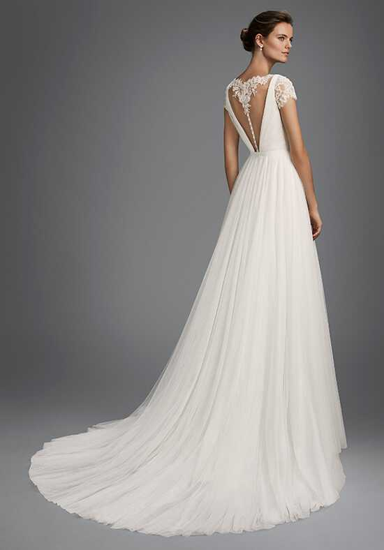 Luna Novias HELOR Sheath Wedding Dress