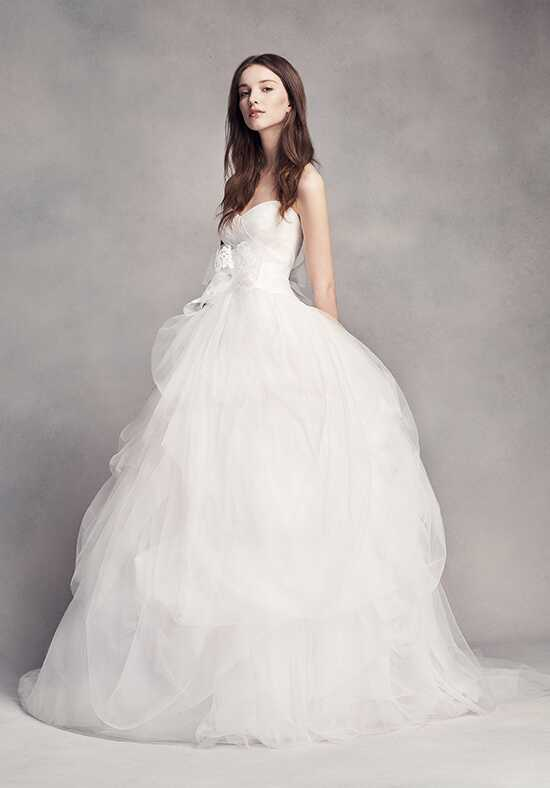 White by Vera Wang White by Vera Wang Style VW351339 Ball Gown Wedding Dress
