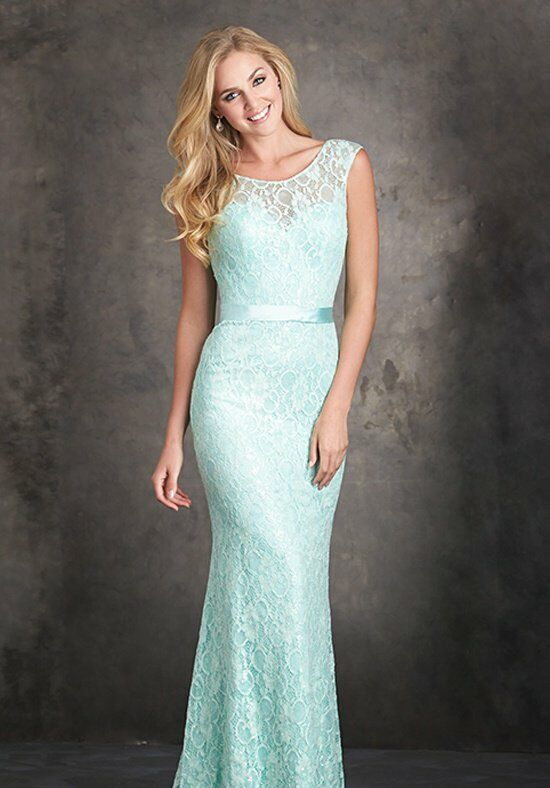 Allure Bridesmaids 1405 Bridesmaid Dress