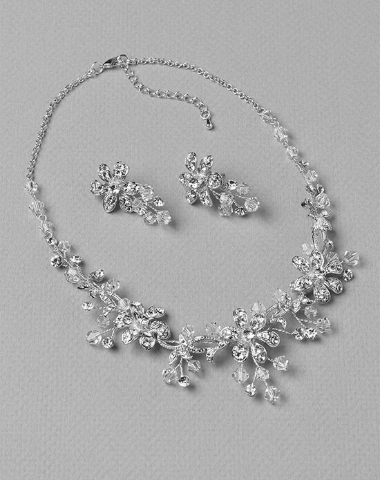 USABride Lexi Swarovski Crystal Jewelry Set JS-1667 Wedding Necklace photo