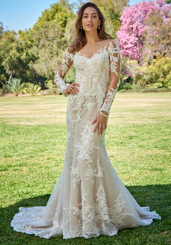 Venus Bridal VE8339NM Mermaid Wedding Dress