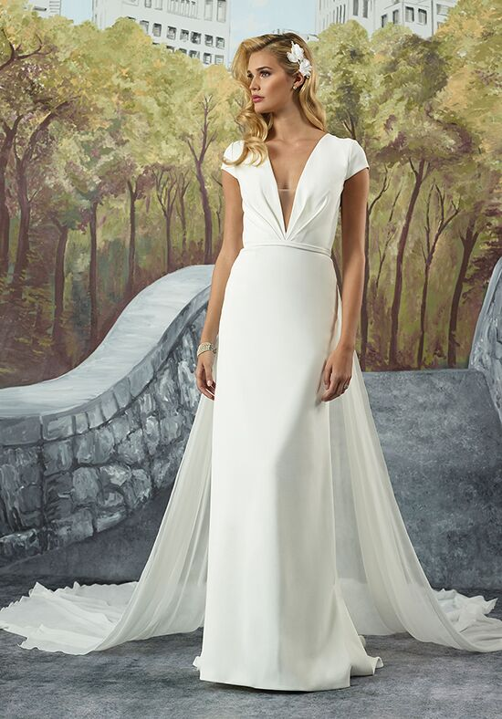 Justin Alexander 8928 A-Line Wedding Dress