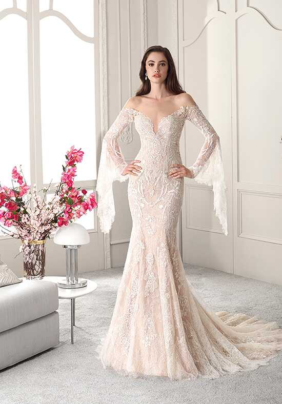 Demetrios 823 Mermaid Wedding Dress