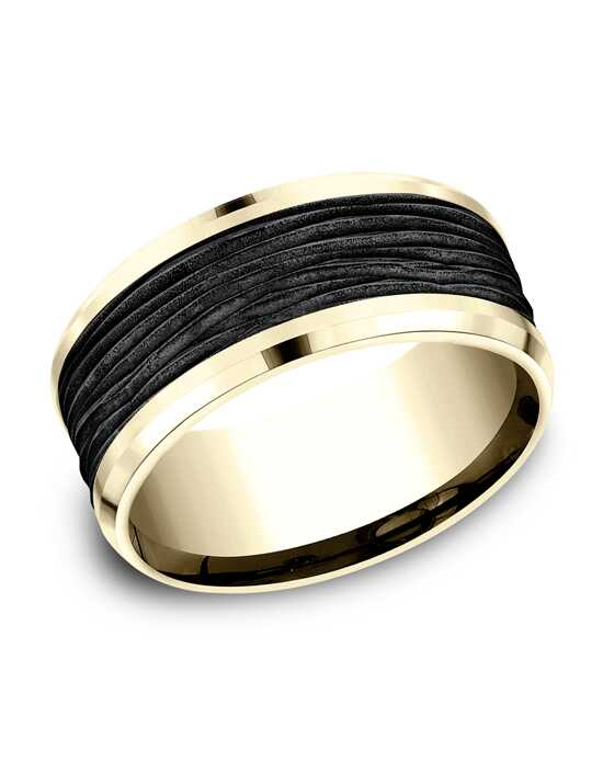 Benchmark CF449743BKT14KY Gold Wedding Ring