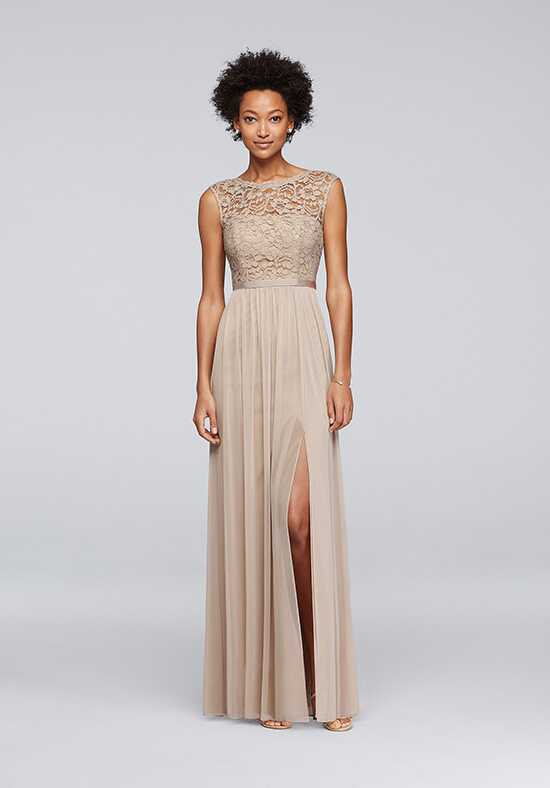 David's Bridal Collection David's Bridal Style F19328 Bridesmaid Dress