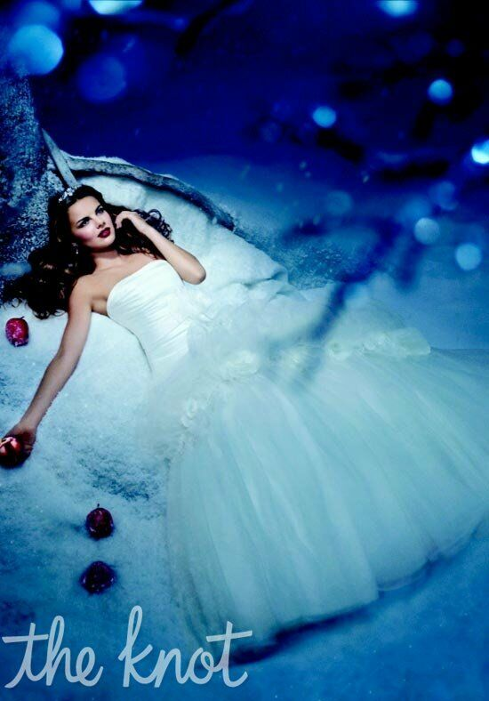 Alfred Angelo Disney Fairy Tale Weddings Bridal Collection 211 Snow ...