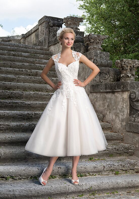 Sincerity Bridal 3875 Ball Gown Wedding Dress