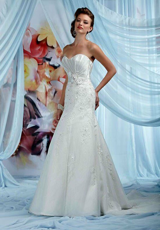Impression Bridal 10003 Mermaid Wedding Dress