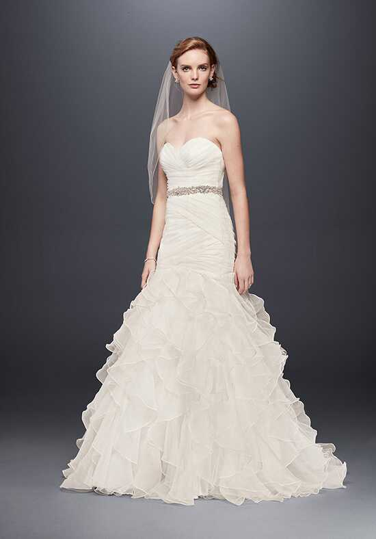 David's Bridal David's Bridal Collection Style WG3832 Mermaid Wedding Dress
