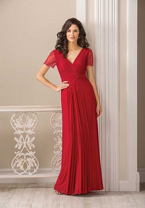 Jade J185012 Red Mother Of The Bride Dress