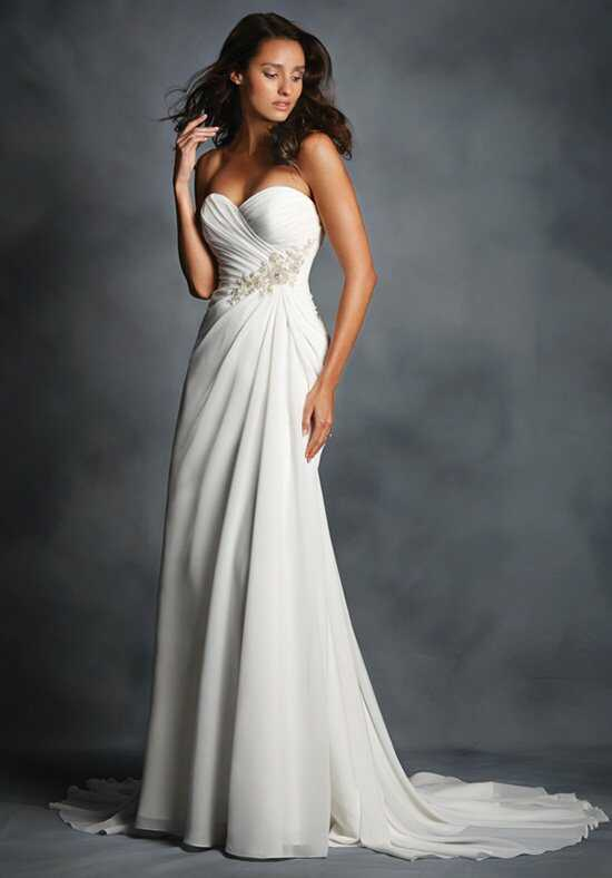Alfred Angelo Signature Bridal Collection 2514 Mermaid Wedding Dress