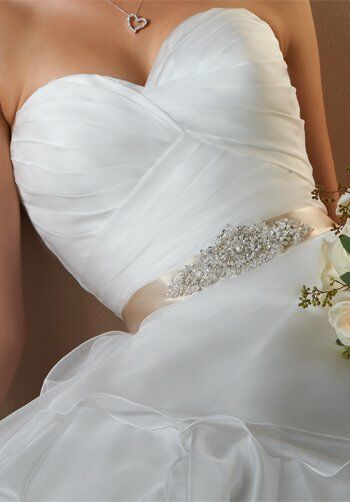 Bonny Bridal 232 A-Line Wedding Dress