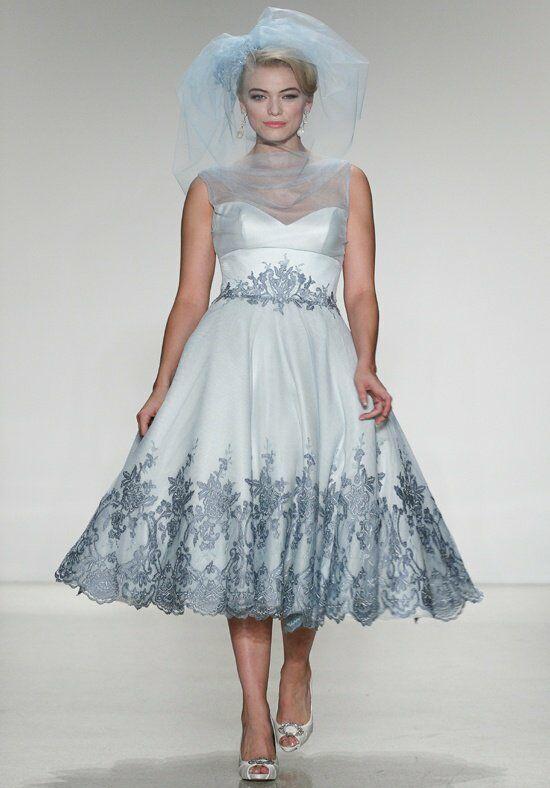 Matthew Christopher Juniper Wedding Dress - The Knot