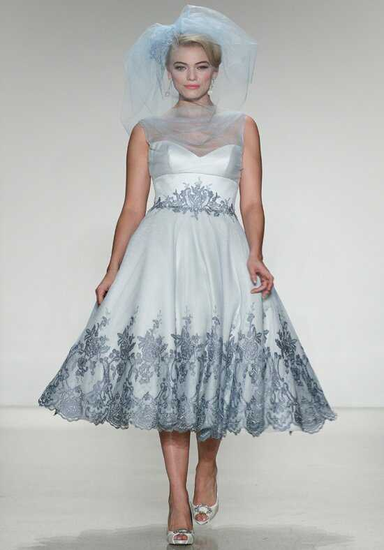 Matthew Christopher Juniper A-Line Wedding Dress