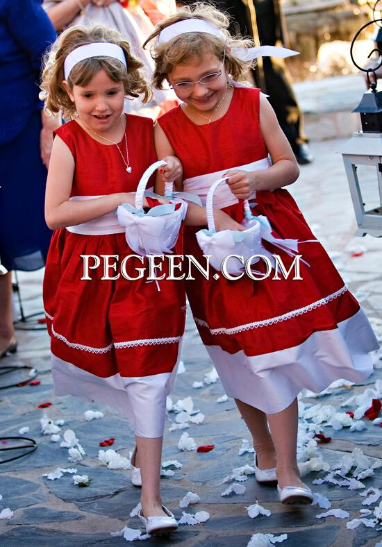 Pegeen.com  404 Flower Girl Dress photo