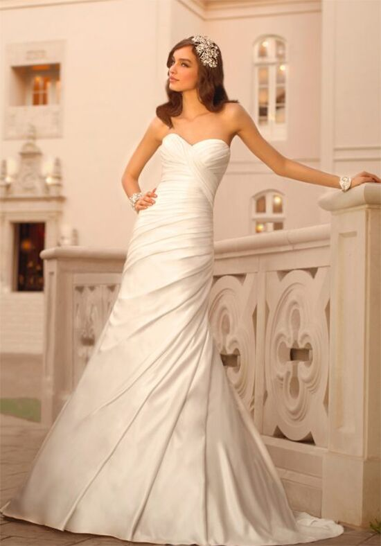 Stella York 5852 A-Line Wedding Dress