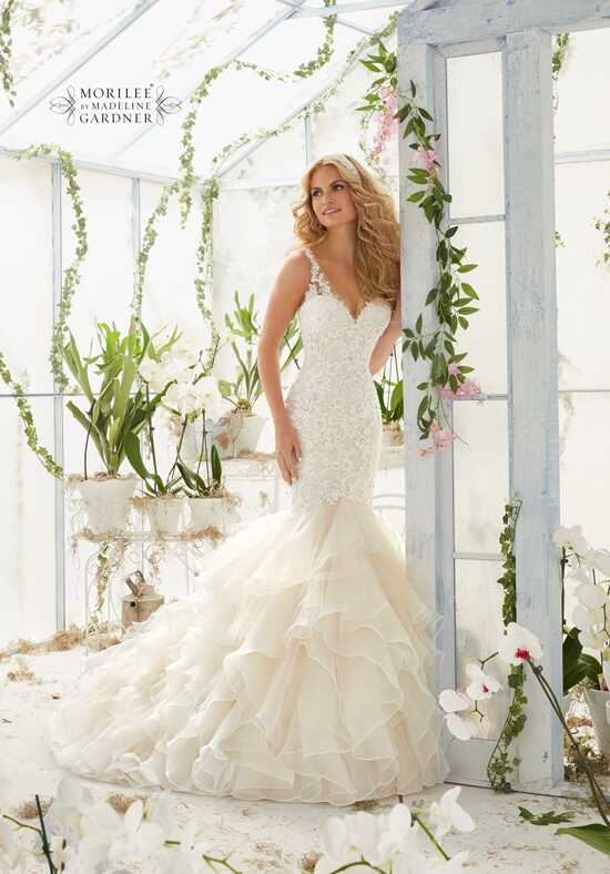Morilee by Madeline Gardner 2819 Mermaid Wedding Dress