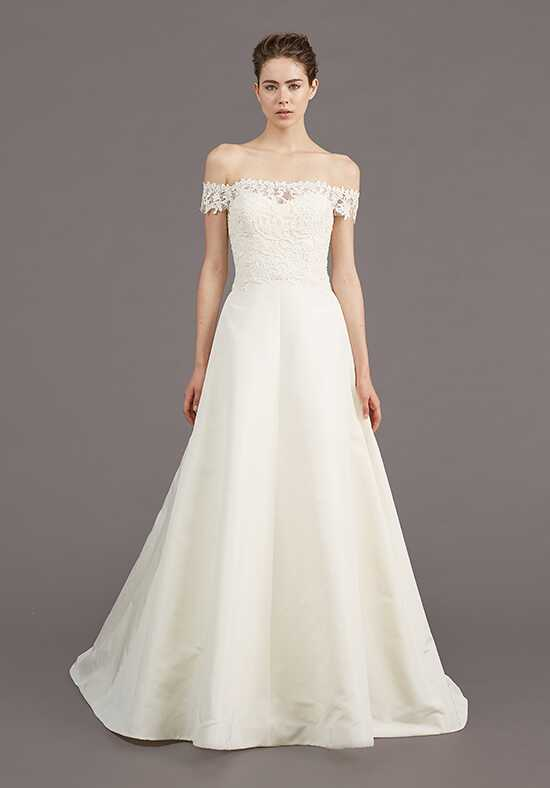 Amsale Tilden A-Line Wedding Dress