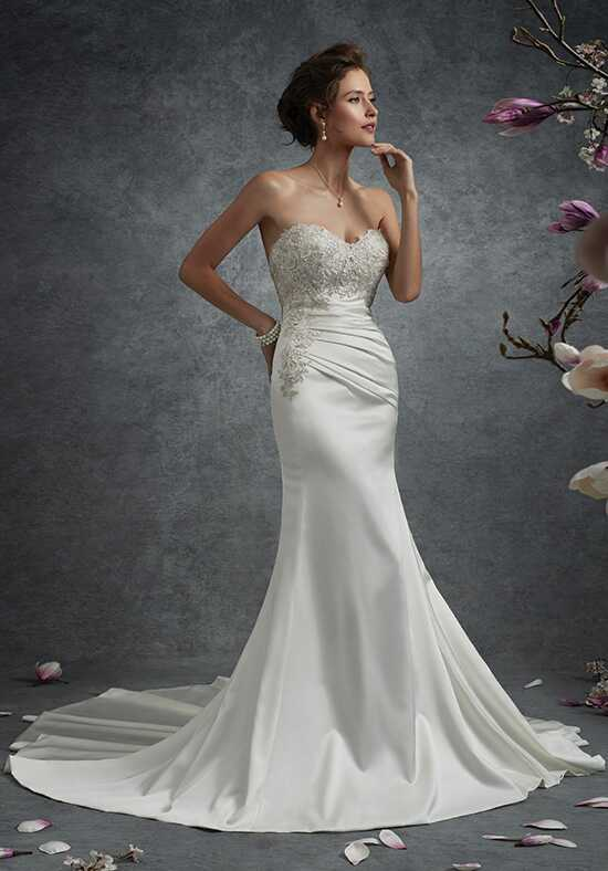 Sophia Tolli Y21744 Nebula Mermaid Wedding Dress