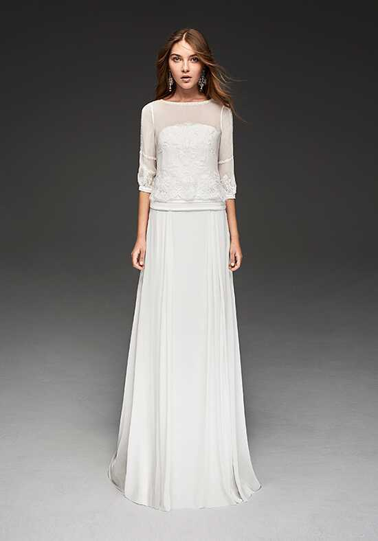 Alma Novia RACHEL Sheath Wedding Dress