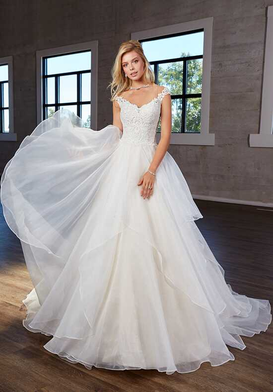 Jessica Morgan AMOURE, J1832 Ball Gown Wedding Dress