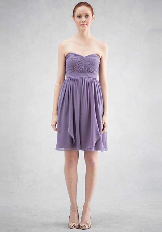 Jenny Yoo Collection (Maids) Keira - 1281 Strapless Bridesmaid Dress