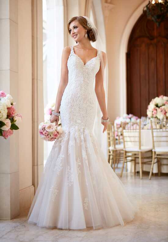 Stella York 6334 Mermaid Wedding Dress