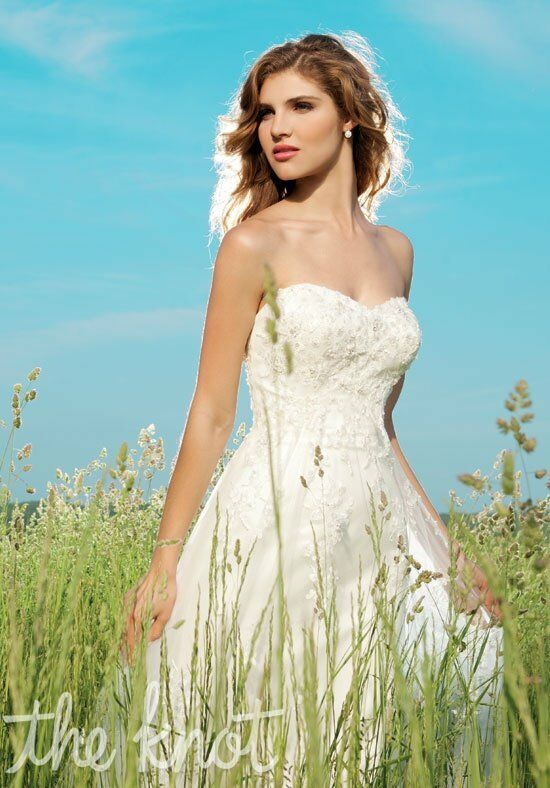 Sincerity Bridal 3661 A-Line Wedding Dress