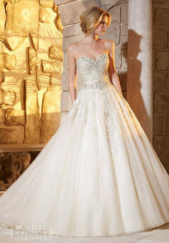 Morilee by Madeline Gardner 2791 Ball Gown Wedding Dress