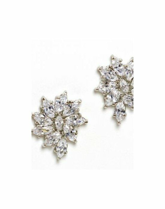 Anna Bellagio GABRIELLA CUBIC ZIRCONIA EARRINGS Wedding Earrings photo
