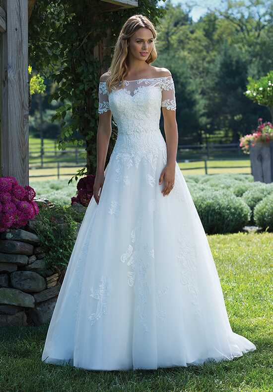 Ball gown wedding dresses sincerity bridal junglespirit Gallery