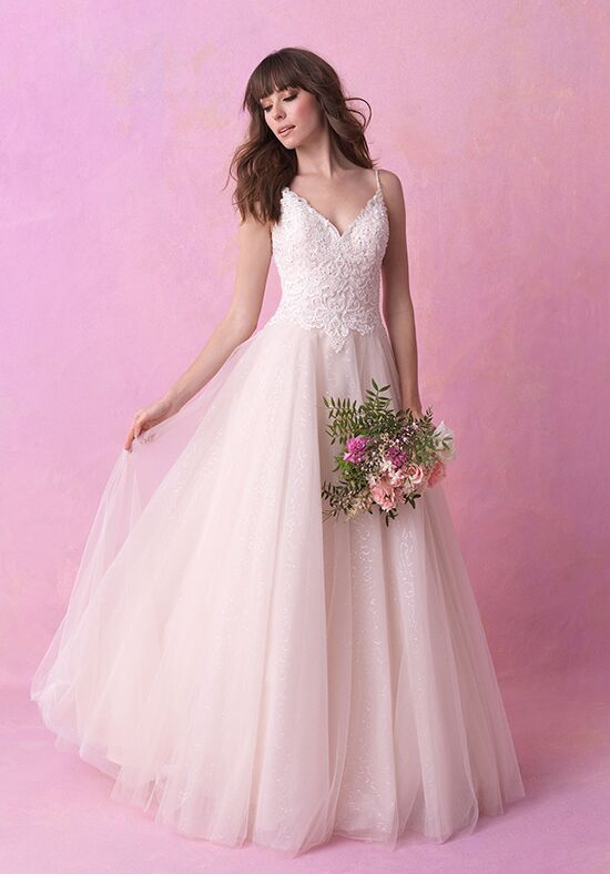 Allure Romance 3150 Ball Gown Wedding Dress