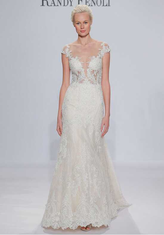 Randy Fenoli 3407 - Jasmine Sheath Wedding Dress